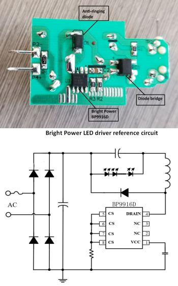 EcoSmart PCB & ref circuit